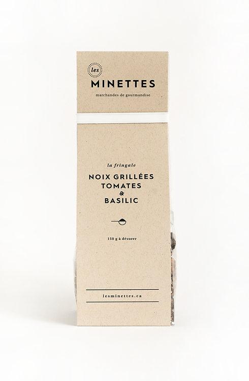 Noix tomates & basilic - Les Minettes