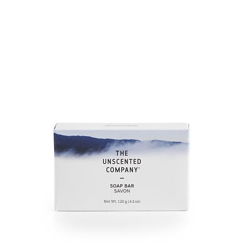 Savon en barre sans fragrance - The Unscented Co