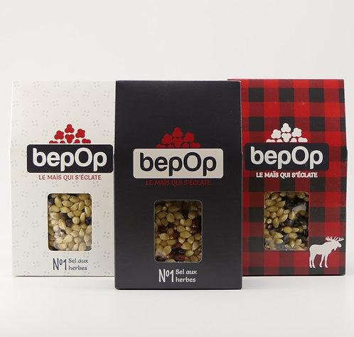 Kit à popcorn - Sel aux herbes
