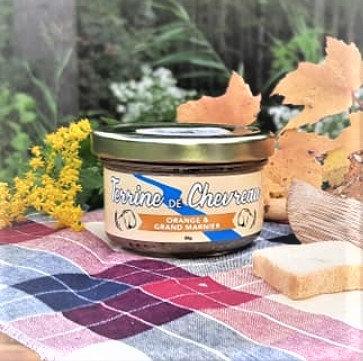 Terrine de chevreau - Orange & Grand Marnier