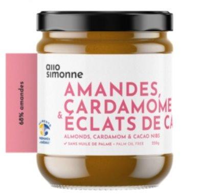 Allo Simonne - Amandes, cardamome & éclats de cacao