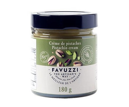 Crème de pistaches Bronte / Favuzzi