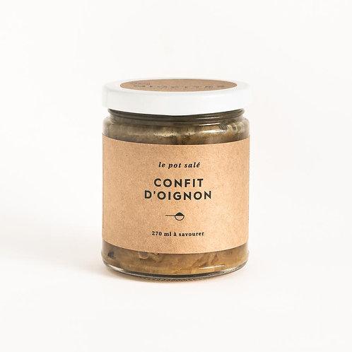 Confit d'oignon - Les Minettes
