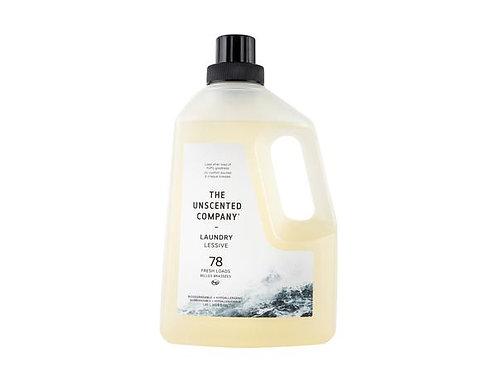 Détergent à lessive sans fragrance - The Unscented Co