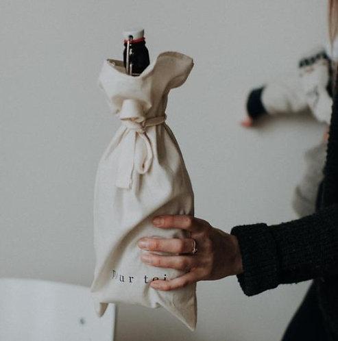 Dans le sac - Sac à vin ou cadeau / Pour toi