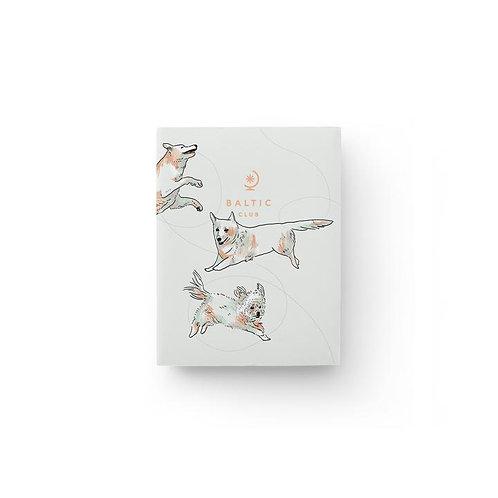 Carnets de poche - Chiens et agilité / Baltic Club