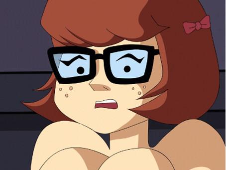 Loop   Velma sacudiendo sus pechos   18+
