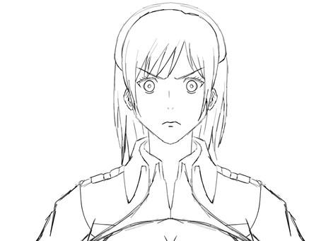 Sasha (Attack of Titans)   18+