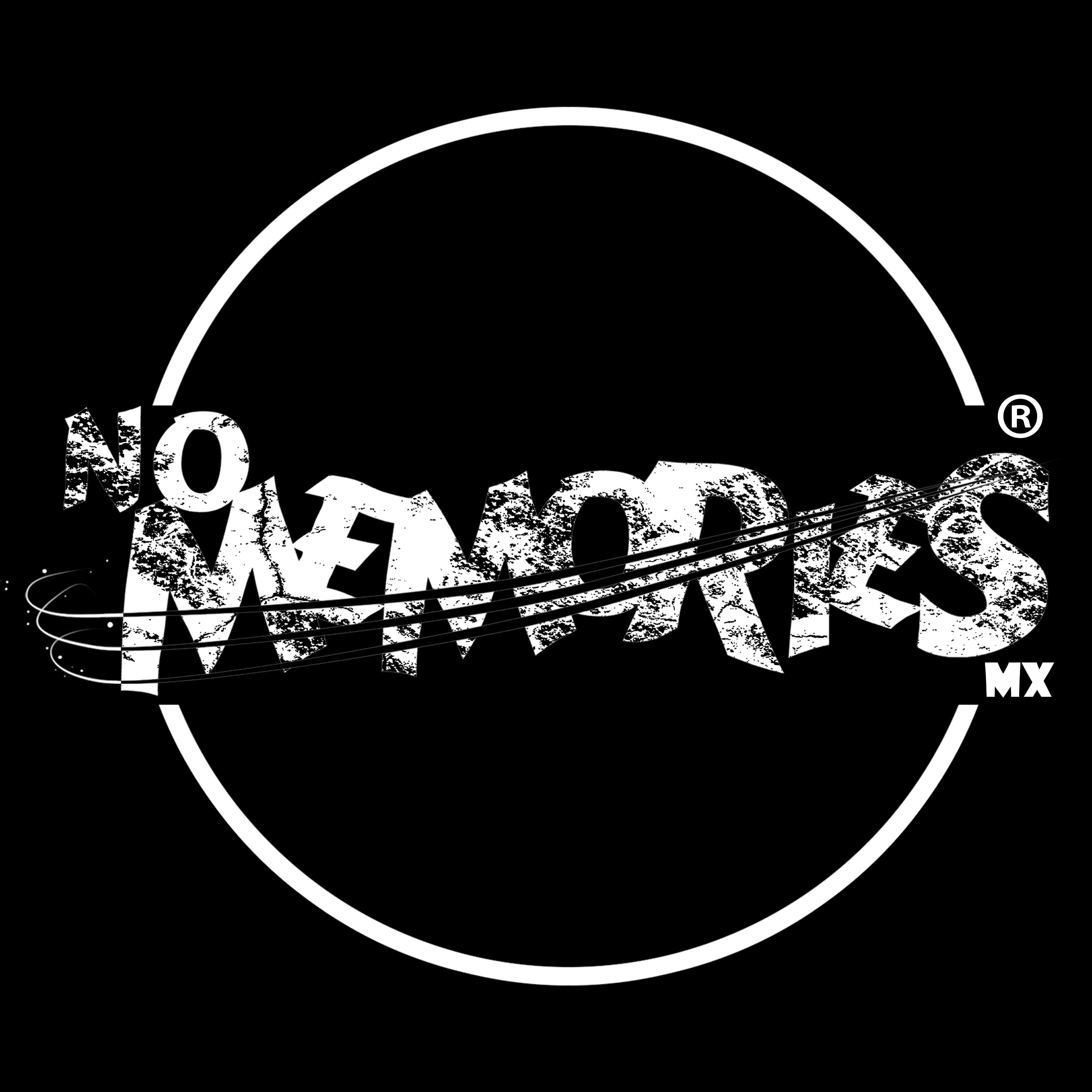 No Memories logo