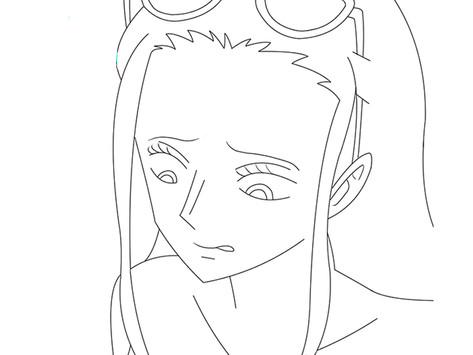 Nico Robin | 18+