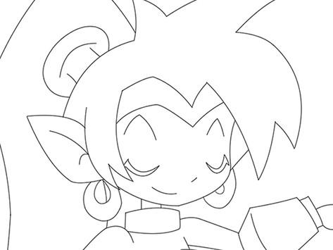 Shantae dancing | 18+