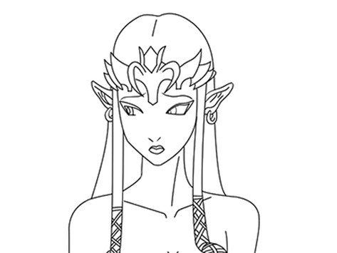 Princess Zelda | 18+
