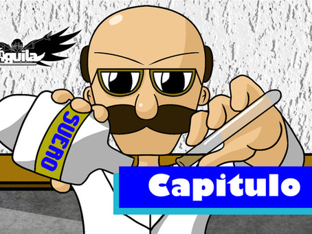 El Águila | Pasado | Capitulo 3 | Serie animada