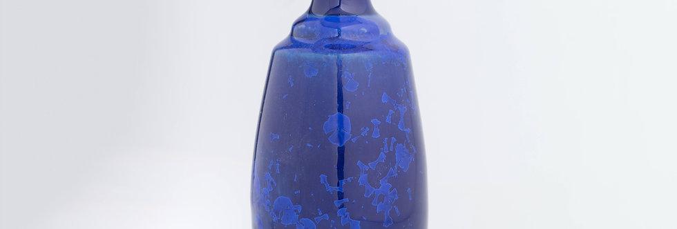 Garrafa de Sake Tokuri Cristal Azul - ATPUTE047