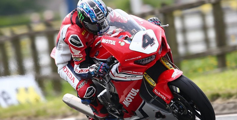 Ian Hutchinson in conversation with Steve Plater - Bikes, The TT and Me