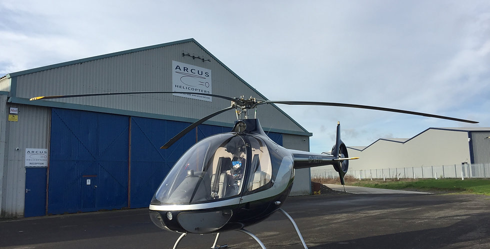 15 minute Guimbal Cabri G2 Trial Lesson