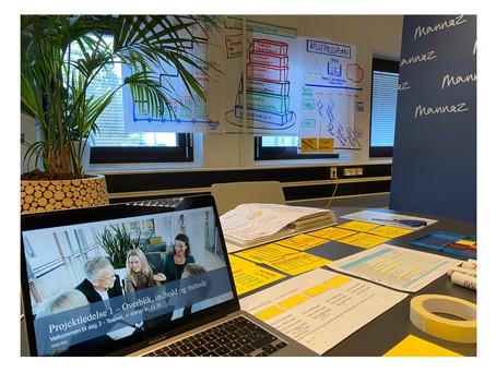 Virtuelle Projektleder kurser