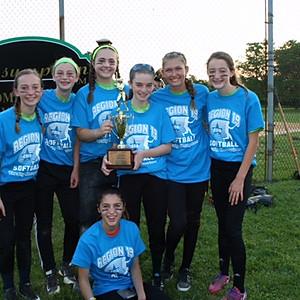 2016 - Softball - Region 19 Champs