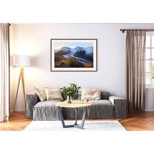 GORNERGRAT 120 x 84 cm