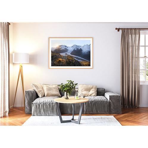 GORNERGRAT 119 x 84 cm