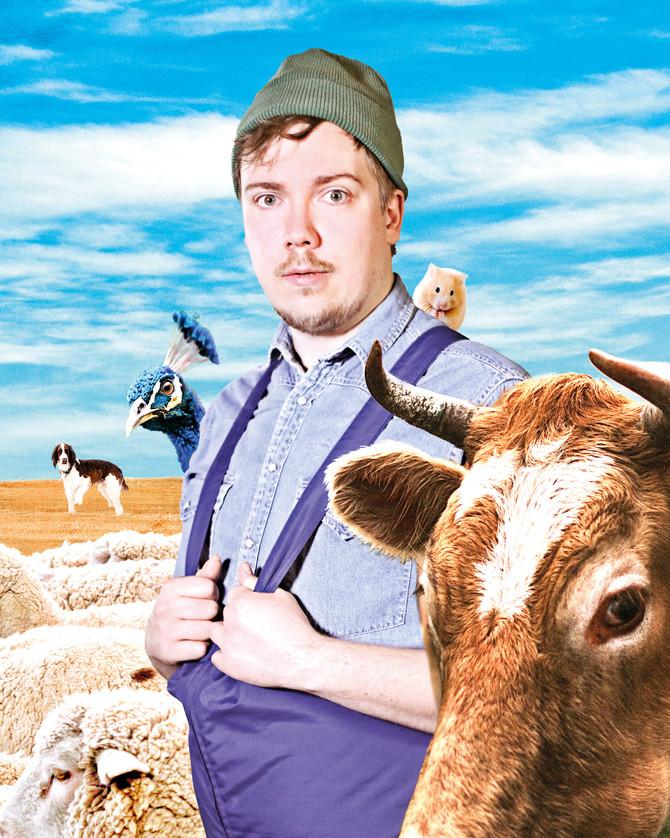 Reality rantautui teattereihin: oikeat eläimet korvasivat näyttelijät