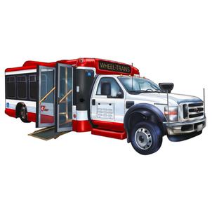 Wheel Trans Friendly Bus
