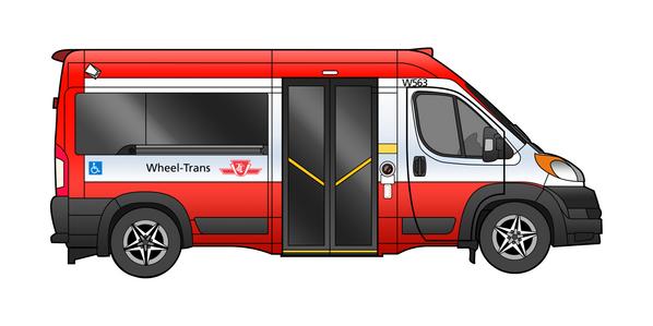 Wheel Trans Promaster - Passenger Side