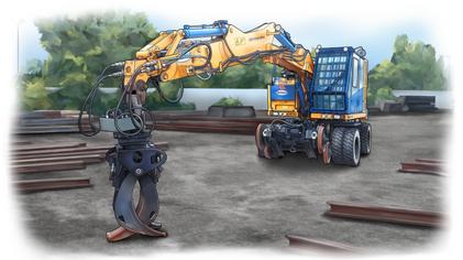 R112 Crane