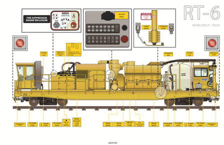 Subway RT-6 Left