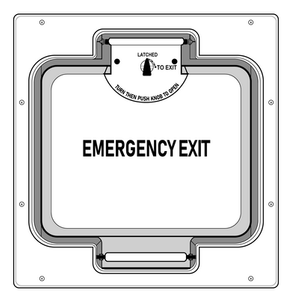 Roof Emergency Exit