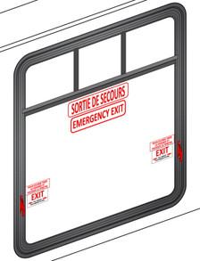 Emergency Window Exit