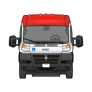 Wheel Trans Promaster - Front