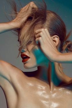 beauty shot Sydney make-up artist