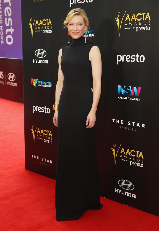 Cate Blanchett AACTA Awards