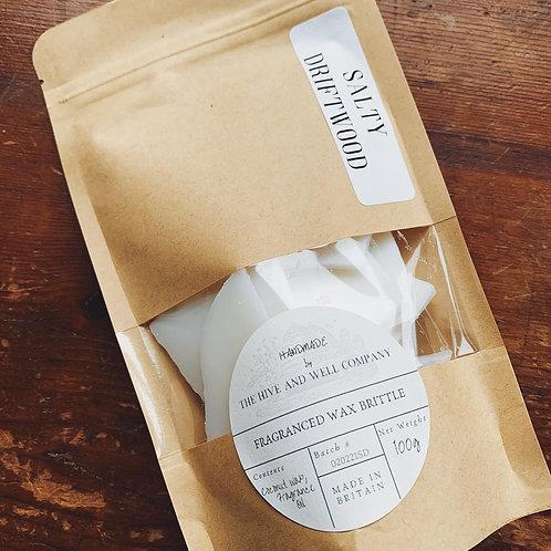 Salty Driftwood Wax Melt Brittle Choose Size