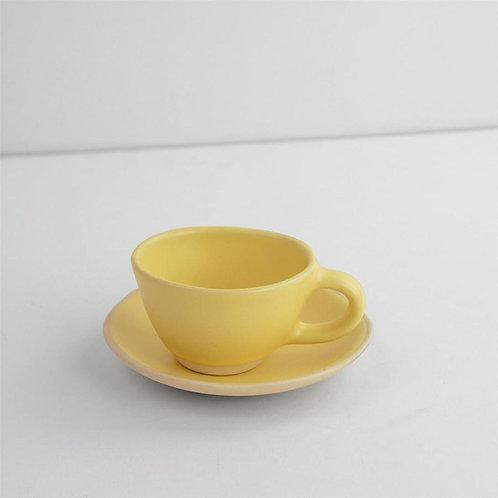 Sunshine Yellow Espresso Cup