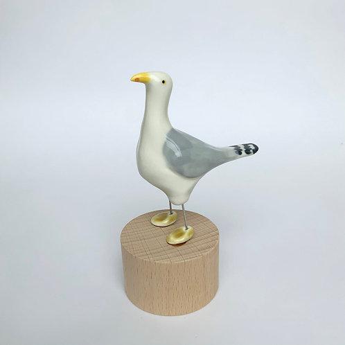 Seagull ceramic