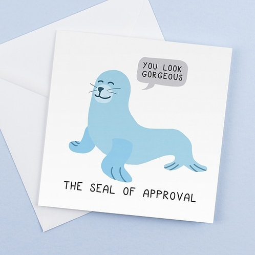 'Seal of approval'
