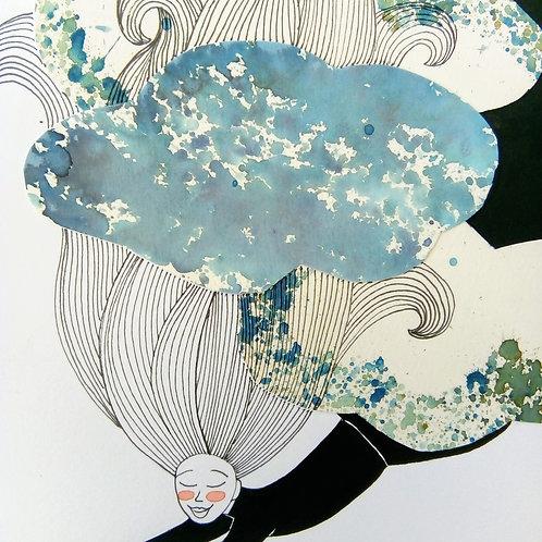 Cloud Swimming