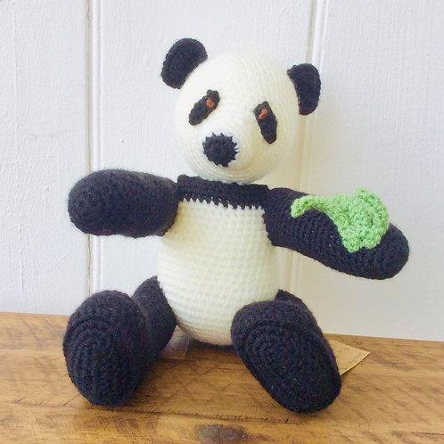 Panda  Amigurumi Crochet Bear
