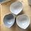 Thumbnail: Hand Thrown Cornish Pottery- Heart Dish- by Natalie Bonney