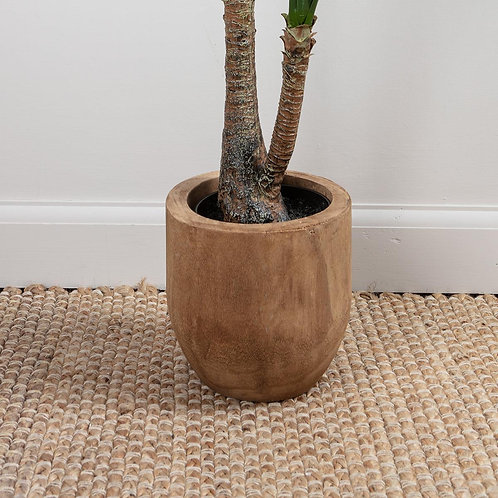 Paulownia Wood Planter