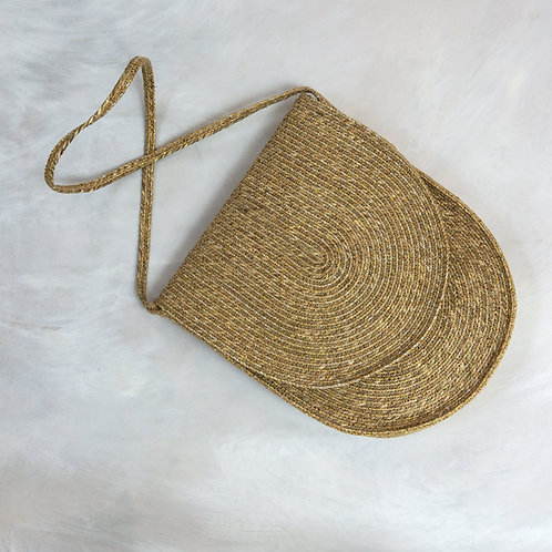 Jala Jute Shoulder Bag