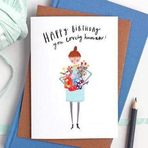 Happy Birthday by Katy Pillinger
