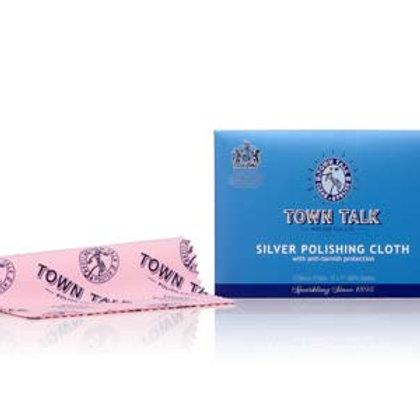 Town Talk Silver Polishing Cloth
