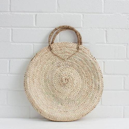 Tuscany Round Shopper Basket