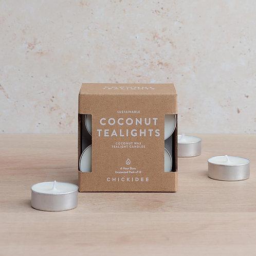Coconut Wax Tealights