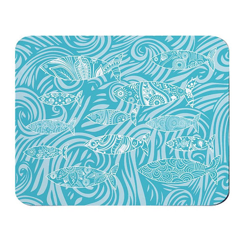 Shoal of Fish Placemat