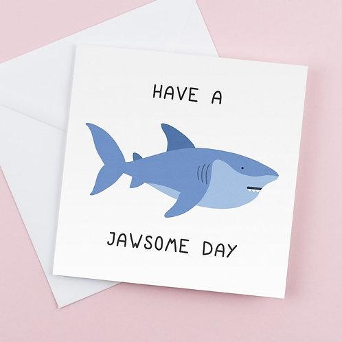 'Jawsome Day'