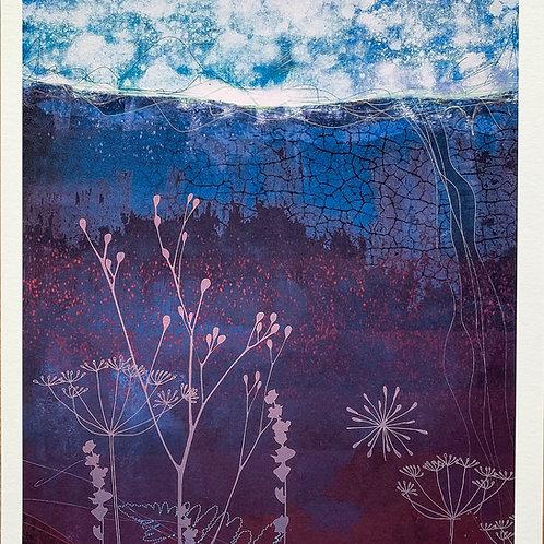 'Terra Earth' Print by Keri Valentine